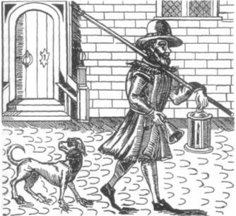 Реклама в Средние века