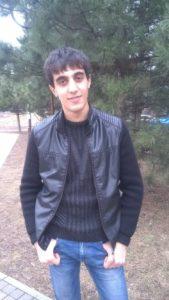 Менеджер отдела продаж рекламного агентства Шериф Телман Агабабян