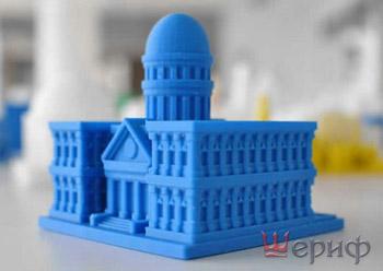3D печать, пластик
