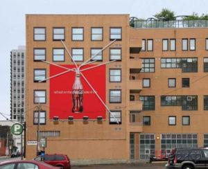 Согласование рекламы на жилых домах