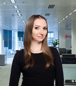 Ирина - менеджер отдела продаж