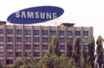 Рекламная конструкция Самсунг в Краснодаре