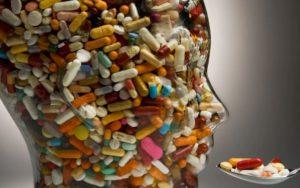 Реклама таблеток:быть иль не быть на тв